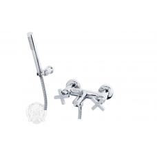 Migliore Naxos ML.NAX-7602.CR Смеситель для ванны, хром