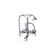 Migliore Revival ML.REV-402.CR Смеситель для ванны внешний с лейкой, хром