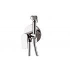 Remer Dream D65 Смеситель скрытого монтажа с гигиеническим душем, хром
