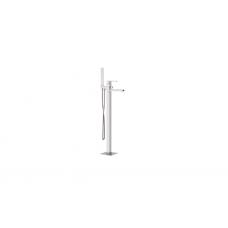 Remer Qubika Q08 Смеситель напольный для ванны, хром