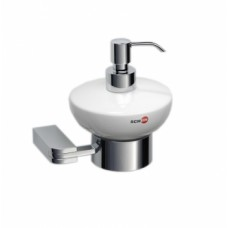 SCHEIN Allom 222DB-R Дозатор жидкого мыла к стене, керамика/хром