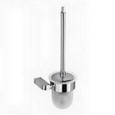 SCHEIN Allom 227 Ерш стекло для унитаза, подвесной, хром