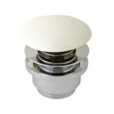 Veragio Sbortis VR.SBR-8004.CR Донный клапан для раковины/биде универсальный, хром/керамика