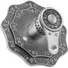 Zorg Antic A 404DK-SL Смеситель для душевой кабины, серебро