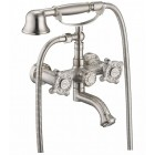 Zorg Antic A 2001W-SL Смеситель для ванны, серебро
