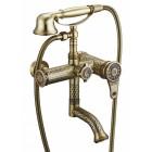 Zorg Antic A 400W-BR Смеситель для ванны, бронза