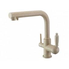ZorG Clean water  ZR 313 YF-33 Смеситель для кухни под фильтр, песочный