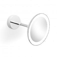 Langberger 71285 Зеркало косметическое с подсветкой, хром