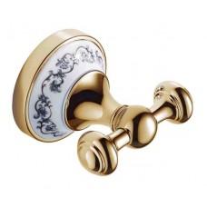 SCHEIN Saine Gold 7053002VF  Крючок двойной, золото