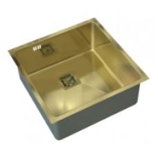 ZorG SZR-44 Bronze Кухонная мойка Квадратная