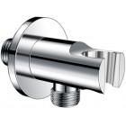 KORDI KD ER1102 Настенное подключение шланга с держателем, хром