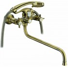 Elghansa Praktic 2702660 Bronze Смеситель для ванны, бронза