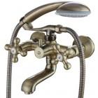 KORDI Bronze Antique KD 2170 - F04 Bronze Смеситель для ванны, бронза