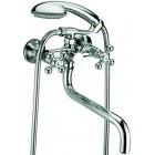 KORDI KD 1012S - F04 Смеситель для ванны/душа (крест)