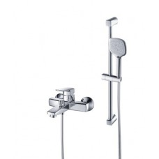 SCHEIN Nell Elite 471HS/8057020PT Смеситель для ванны с душевой стойкой, хром