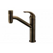 ZorG Clean Water  ZR 402 KF antique Смеситель для кухни под фильтр, античная медь