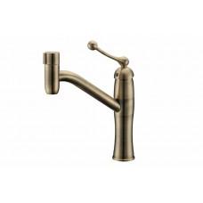 ZorG Clean water ZR 403 KF-BR  Смеситель для кухни под фильтр, бронза