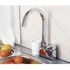WasserKRAFT Aller 1067 Смеситель для кухни хром