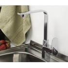 WasserKRAFT Dinkel 5807 Смеситель для кухни хром