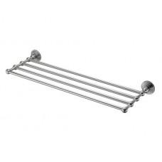 WasserKraft Ammer K-7011 Полка для полотенец, матовый хром