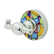 WasserKraft Diemel K-2223D Крючок двойной, хром