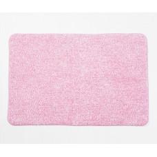 WasserKraft Inn BM-4305 Коврик для ванной комнаты, розовый