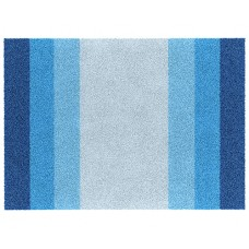 WasserKraft Lopau BM-1101 Коврик для ванной комнаты, синий