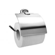 WasserKraft Oder K-3025 Бумагодержатель с крышкой, хром