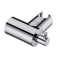 WasserKraft A013 Кронштейн для ручного душа поворотный с крючком, хром