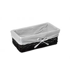 WasserKraft Lossa WB-120-M Плетеная корзина для белья, темно-коричневый