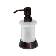 WasserKraft Isar K-2399 Диспенсер, темная бронза/матовое стекло