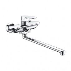 WasserKraft Dinkel 5802L Смеситель для ванны, хром