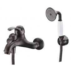WasserKraft Isar 1301 Смеситель для ванны, темная бронза