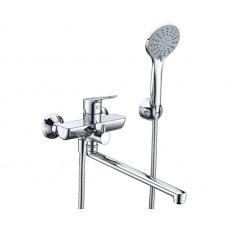 WasserKraft Lippe 4502L Смеситель для ванны, хром