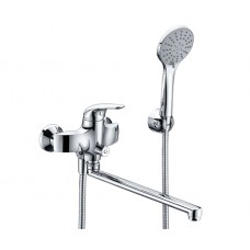 WasserKraft Rossel 2802L Смеситель для ванны, хром