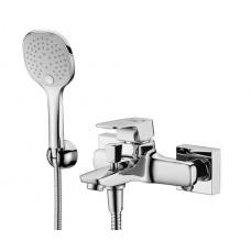 WasserKraft Lopau 3201 Смеситель для ванны, хром